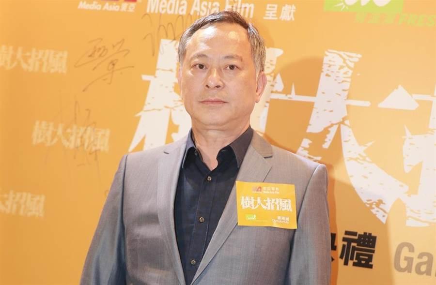 香港導演杜琪峯請辭金馬獎評審團主席。(圖/達志影像)