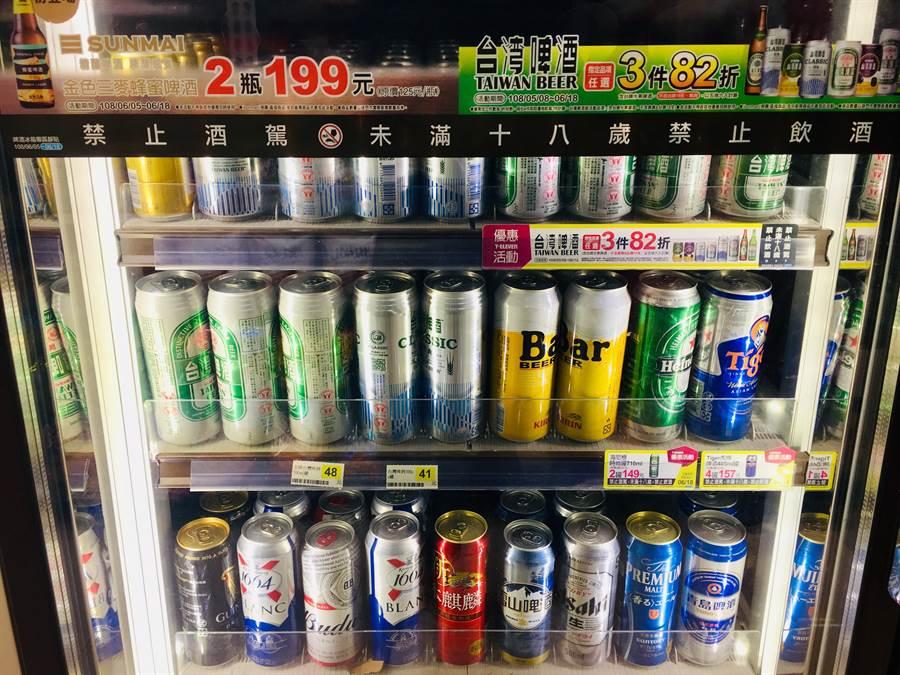 國人普遍天生缺乏酒精代謝酵素,一喝酒就臉紅,出現血管擴張、心跳加快、頭痛、噁心等症狀。(林周義攝)