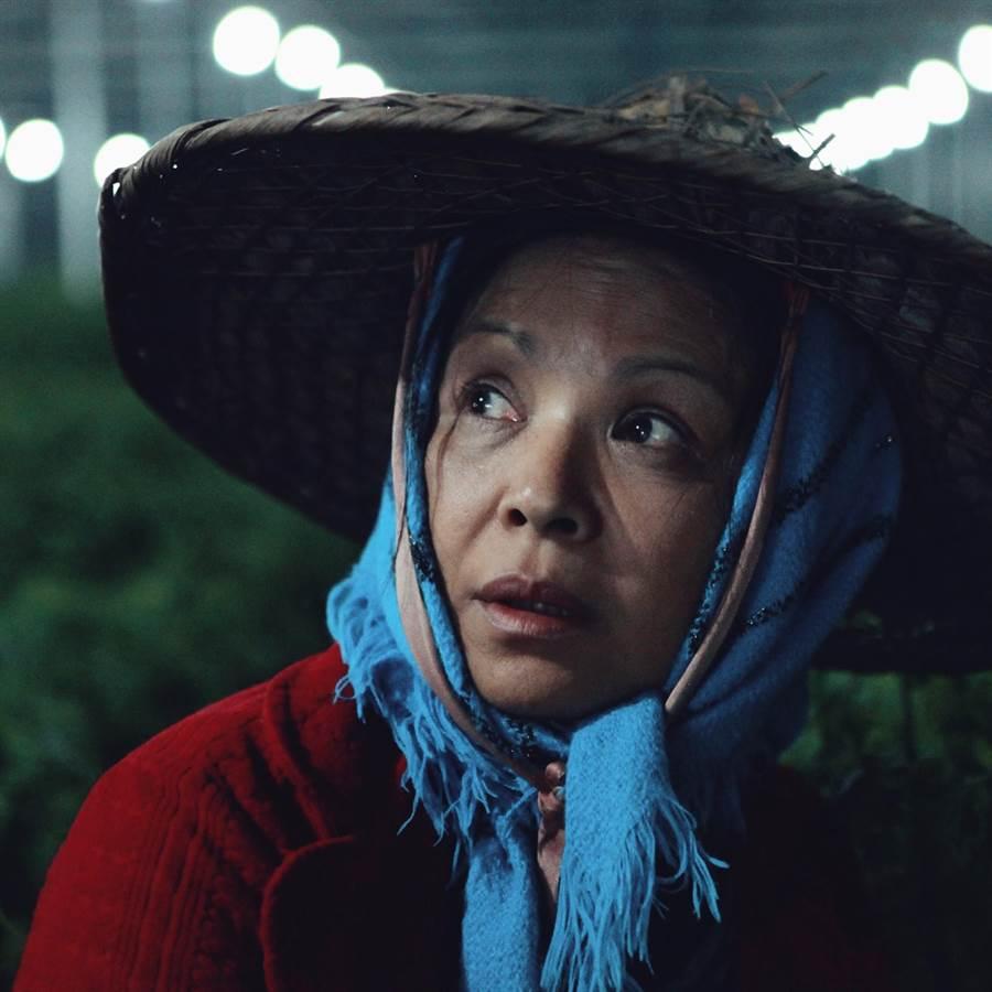 楊貴媚也為角色練習不同口音。
