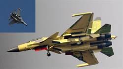 陸版超級大黃蜂 殲15D電戰機將首登遼寧艦試飛