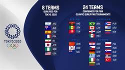 男籃奧運資格賽24隊出爐 大陸在列