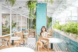台中網美必訪森林系餐廳「JAI宅」北上西門町開二店