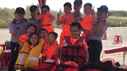 小小海巡體驗營將登場 學童跳海龜舞先暖場