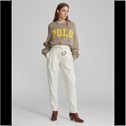 《安妮霍爾》啟發 Polo Ralph Lauren早秋女孩柔美又俏皮