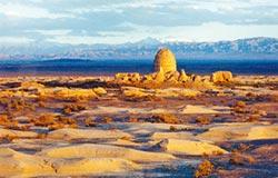 陸啟動考古系統 揭風蝕古城面紗
