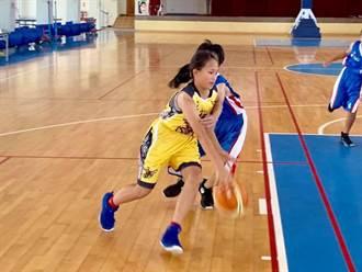 新聞盃籃球賽 國泰金控關懷東河國小