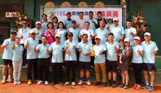 全國地方議會議長杯軟網賽 台南市創賽史拿下9組大滿貫