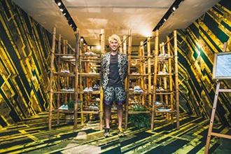 Daniel Wong打造竹林概念店