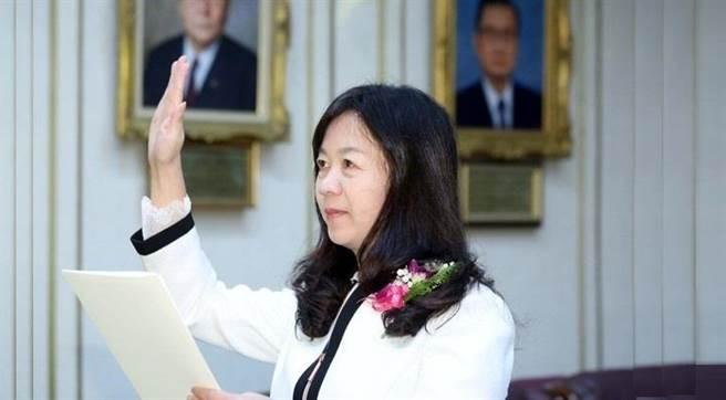 國民黨立委童惠珍。(圖/摘自童惠珍臉書)