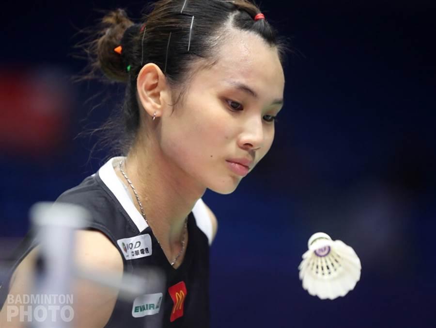 小戴:我也想知道自己怎麼這麼神。(設計對白)(Badminton Photo提供/陳筱琳傳真)