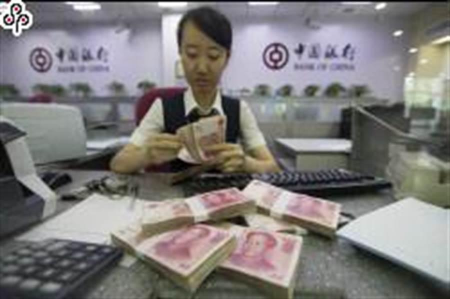 大陸經濟發展快速示意圖。(中新社)