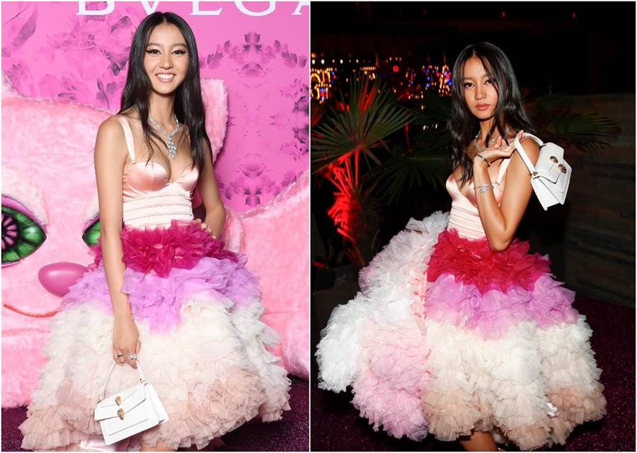 寶格麗品牌大使Kōki, 亮麗出席寶格麗2020春夏配件發表會#TOKYOGLAM 派對