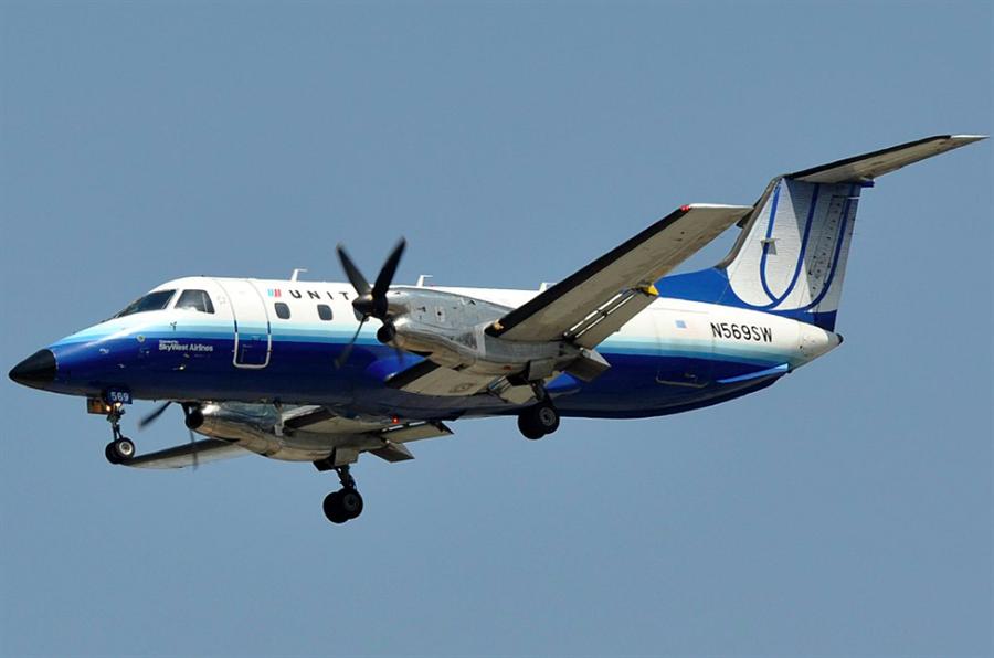 吉里巴斯向我國索求Embraer-120客機。(取自維基百科)
