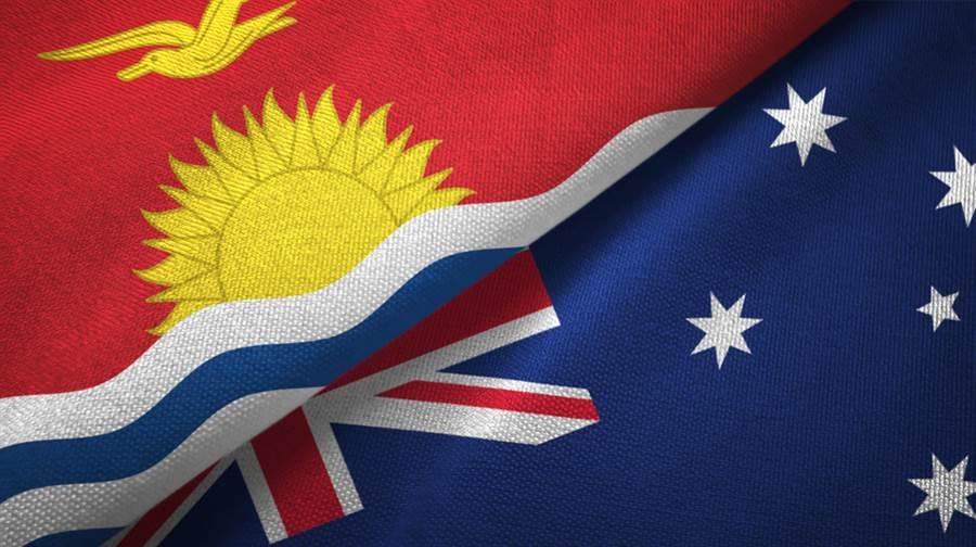 吉里巴斯前總統湯安諾坦言,氣候變遷嚴重威脅小島國家生存,雖然北京積極在此擴張勢力,但相較於大陸,鄰居澳洲更為邪惡。(示意圖/達志影像)