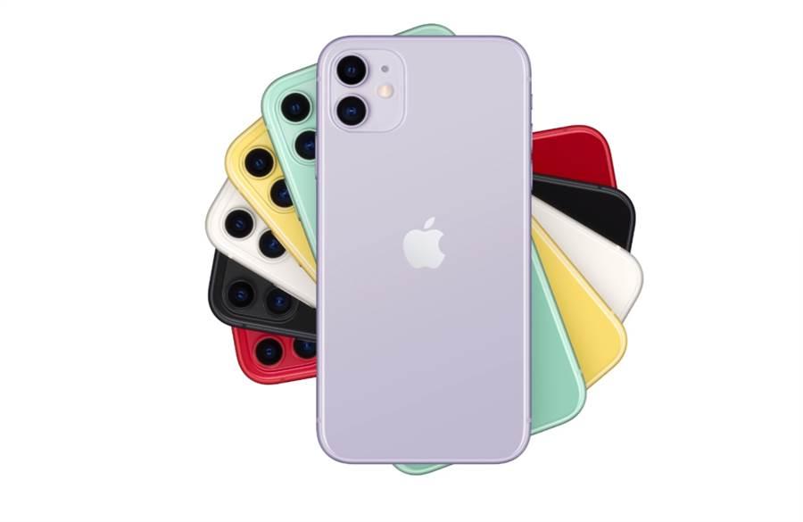 蘋果iPhone 11今天開賣。(圖/摘自Apple官網)