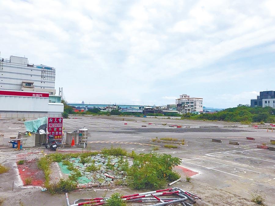 茂德機構2018年7月砸下130億元買下的三重味全新燕舊廠1.71萬坪土地,目前確定不蓋廠辦,而要工變住商,改作住宅商辦。(蔡惠芳攝)