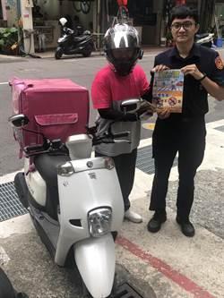 美食外送員車禍頻傳 基隆5月20多件