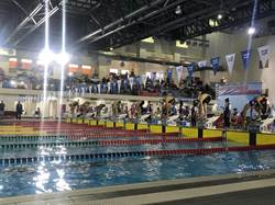 議長盃游泳比賽登場 各路好手齊聚較勁