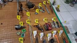 泰籍男子逾期居留1年半  自學改槍技術威力驚人