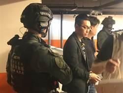 連千毅涉槍砲、恐嚇 遭警中和逮捕