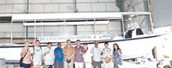 帛琉醫療救護船 看病更省時