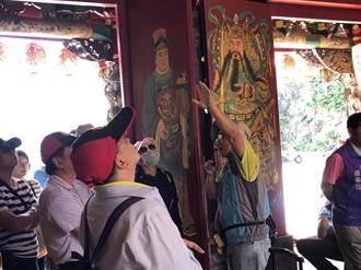 朴子市長率員工學導覽 推動城市文化觀光