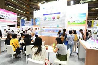 台灣國際美容展落幕 採購買主年增5.5%