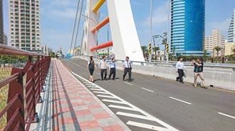 完工7年 金華橋、新臨安橋終於通了