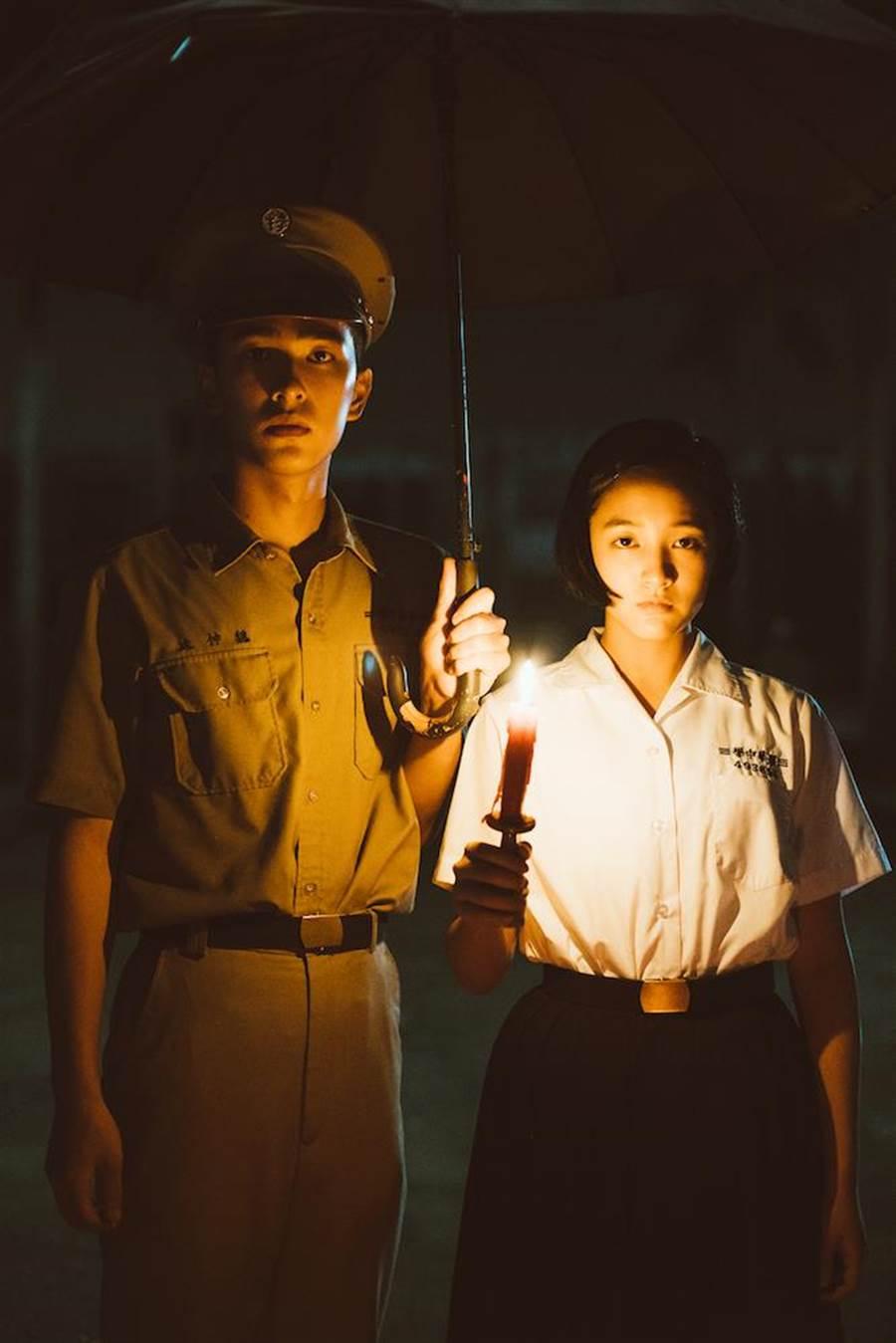 電影《返校》王淨與曾敬驊擔任主角備受矚目。(牽猴子整合行銷提供)