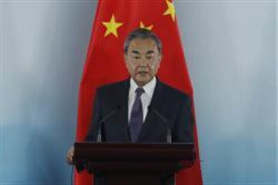 大陸外交部長王毅。(新華社)