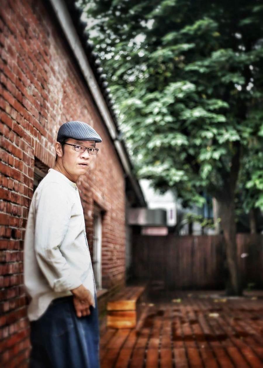 吳朋奉拿過金馬獎、金鐘獎、台北電影獎殊榮。羅永銘攝