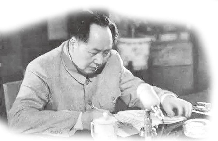大陸的最高領導人吃什麼,在毛澤東時代可是國家最高機密。(本報系資料照片)