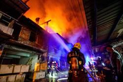 宜蘭冬山火警 2人命危5人傷