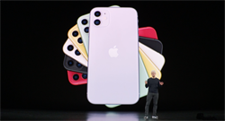陸瘋隱視屏 iPhone11沒跟上淪犧牲打?