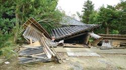 颱風吹出日本的老舊