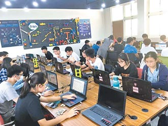 由科技引領學生健康生活 永春高中AI無人商店 即將啟航