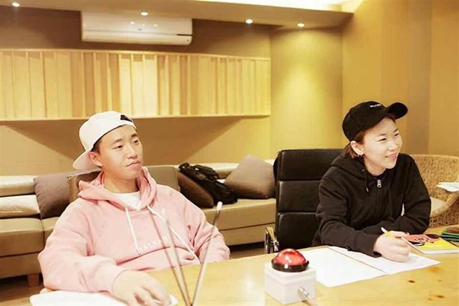 禹惠美多次和Gary合作,3年前也曾來台。(圖/翻攝自韓網)