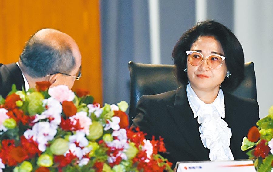 裕隆董事長嚴陳莉蓮(右)。圖/本報資料照片