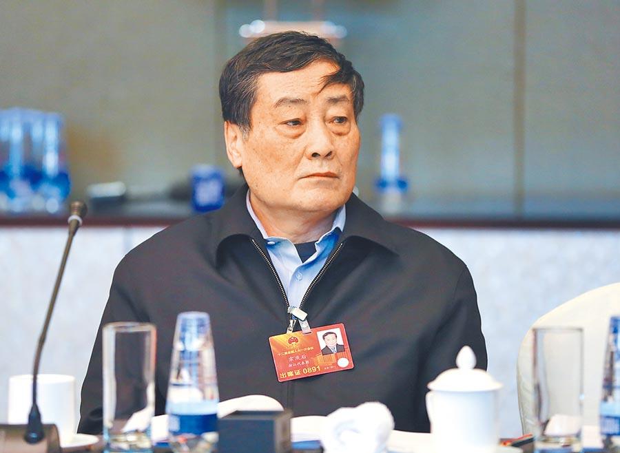 杭州娃哈哈集團董事長兼總經理宗慶後。(中新社資料照片)