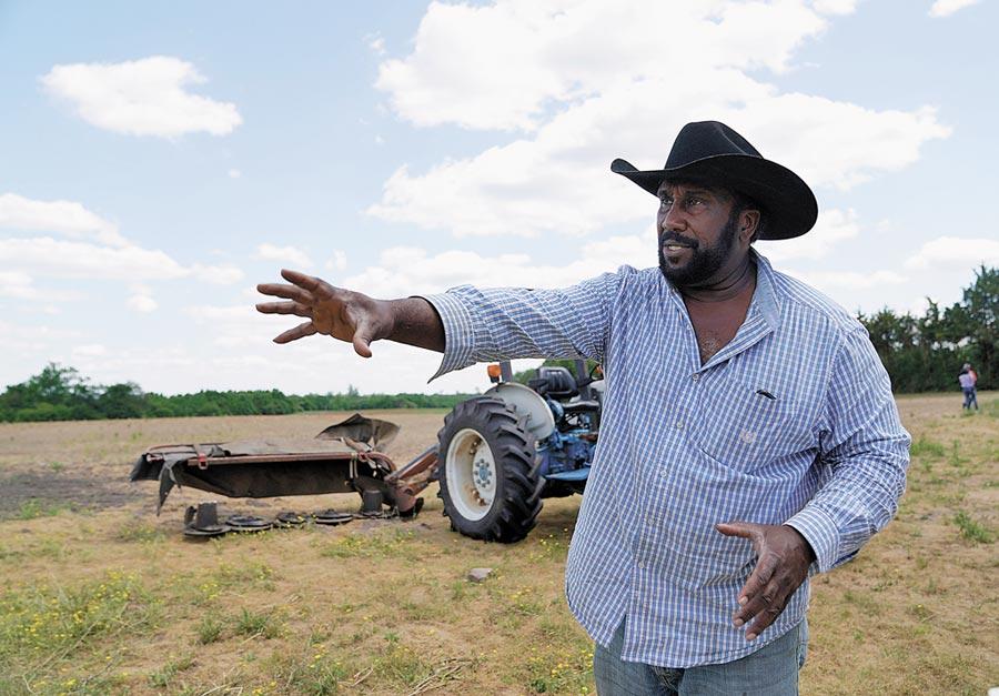 美國維吉尼亞州豆農擔心中美貿戰影響生計。(新華社資料照片)