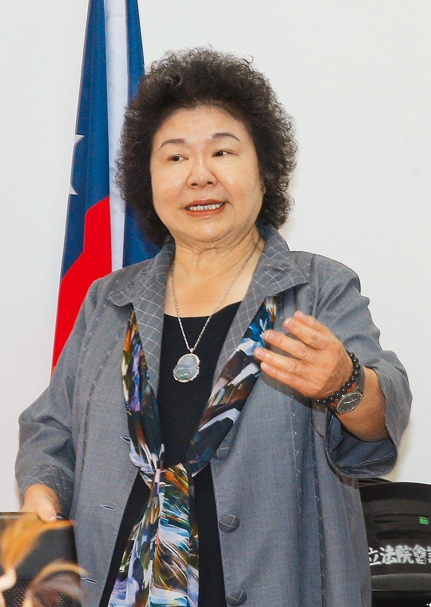 國民黨團認為總統府祕書長陳菊須為私菸案負起政治責任。(本報資料照片)