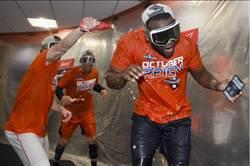 MLB》太空人封王 連3年破百勝超強