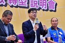 《經濟》機車行轉型3部曲,陳其邁:盼創造3贏