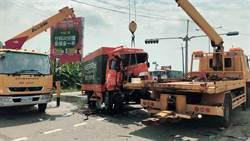 西濱公路3車追撞  1死2傷