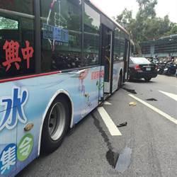 公車、計程車連撞韓籍3歲女童 判賠309萬多元