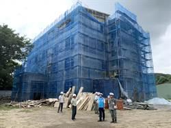 花蓮新興路景觀改善及開闢工程 預計明年6月全面完工