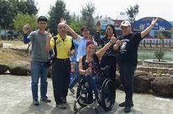 友善農村小旅行 以色列輪椅舞者大讚