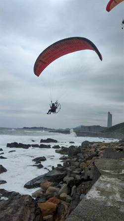 基隆港區無人機禁飛 動力飛行傘竟無法可管