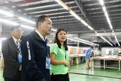 侯友宜訪越南 鼓勵台商回流