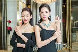 格拉夫高級珠寶展登台 超大粉紅鑽、藍鑽近距離欣賞